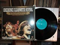 CREEDENCE CLEARWATER REVIVAL Chronicle ORINIGAL PRESSING FANTASY 2XLP NM Vinyl