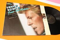 DAVID BOWIE LP FAME AND FASHION ORIGINALE ITALY EX !!!!!!!!!!!!!!!
