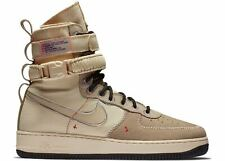 Size 11/12/12.5/13/14 Nike Men SF AF1 Air Force AT4647 100 Muslin Light Brown