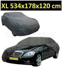 X LARGE FULL CAR COVER UV PROTECTION WATERPROOF OUTDOOR INDOOR BREATHABLE 00994
