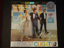 Xavier Cugat Waltzes But by CUGAT! 33 LP  VG+ to NM Stereo
