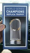 2017 Chicago Cubs Replica World Series Trophy SGA Stadium Giveaway 4/15 April 15