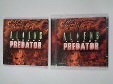 Aliens Versus VS Predator 1 PC CD ROM Original AVP with Manual