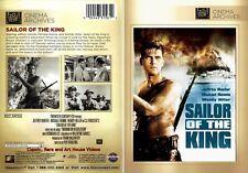 Sailor of the King ~ New DVD ~ Jeffrey Hunter, Michael Rennie (1953)