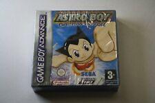 GameBoy Advance * ASTRO BOY Omega Factor * Nintendo Game Boy GBA New Neu Sealed