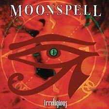 MOONSPELL IRRELIGIOUS [[LP] [BONUS TRACKS] NEW VINYL