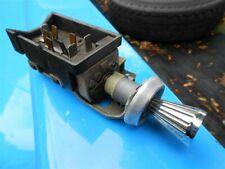 61 62 63 Chevy Impala SS Belair Biscayne Corvette headlight switch with knob GM