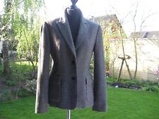 Strenesse Business stretch Blazer / Jacket Gr.38 Grau super