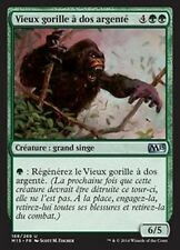 MTG Magic M15 - (4x) Ancient Silverback/Vieux gorille à dos argenté, French/VF
