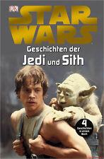 Fachbuch Star Wars™, 4 spannende Geschichten der Jedi und Sith, NEU viele Bilder