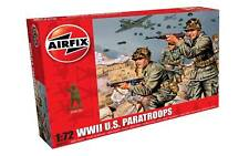 Airfix 1/72 WWII U.S. Paratroops # A00751