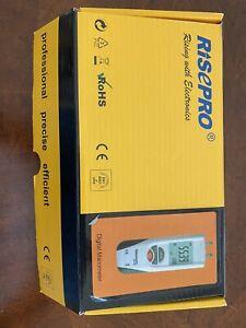 Manometer Digital Air Pressure Meter Pressure Gauge Hvac Gas Pressure Tester