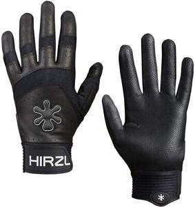 HIRZL Grippp Force FF Full Finger Shooting Gloves, Multi Sports, Ultimate grip