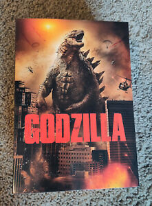 Neca Godzilla 2014 new in box