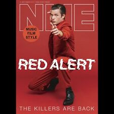 NME Magazine September 2017 Brandon Flowers The Killers World Exclusive