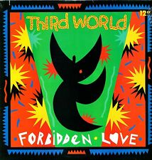 "THIRD WORLD - Forbidden Love 1989 Maxi Sigle 12"" SIGILLATO"