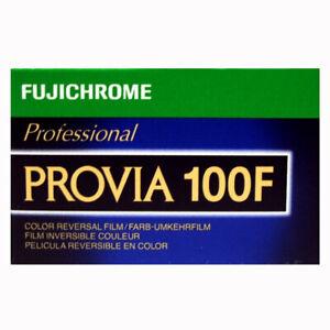 Fuji PROVIA 100F 35mm 36exp Slide Film DATED 09/2021