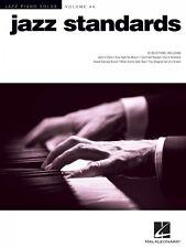 Jazz Standards Sheet Music Jazz Piano Solos Series Volume 44 Jazz Pian 000160856