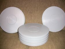 Six- 1600ft 16mm Plastic Cans - New-