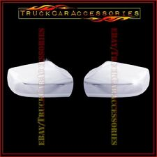 For NISSAN Altima 2007-2010 2011 2012 2 Chrome Mirror Covers w/o Signal Mirrors