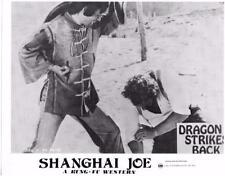 "Chen Lee ""Shanghai Joe"" Vintage Movie Still"