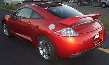 06-12 Unpainted Mitsubishi Eclipse Coupe/Roadster 2post Factory Style Spoiler