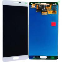 Original Samsung Galaxy Note 4 N910F LCD Display Touch Screen - Weiß White