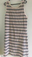 Ladies Bonds Stripe Dress Size XL