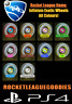 Rocket League Items - All Painted Infinium Wheels - Playstation 4 - Choose Paint
