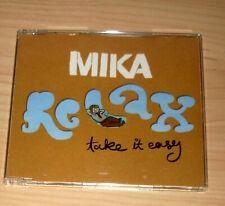 CD Maxi-Single - Mika - Relax - Take it easy