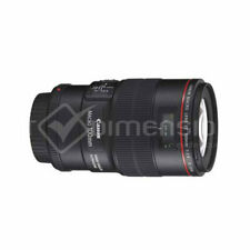 Canon EF 100mm f2.8L Macro IS USM f/2.8 f2.8 7D mark II 5D mk III 5DS 5DSR nuovo