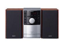 Sony Kompakt-Stereoanlagen mit Mini-HiFi-Anlage