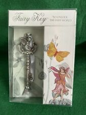 """""""Fairy Key To Unlock The Fairy World� Irish Folklore Giftcraft New N Box Awesome"""