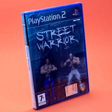 STREET WARRIOR PS2 italiano sigillato