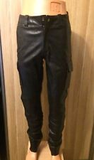 Hein Gericke Safe LEATHER  Motorbike Mens Biker Motorcycle Trouser SIZE 48 W30