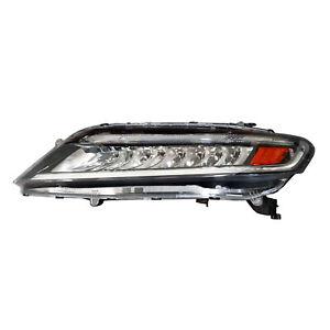 NEW Head Light for 2016-2017 Honda Accord Coupe HO2502184OE