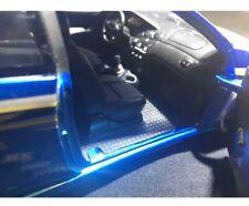 Hot Wheels Ford Focus Wings West Modern Image Blue Car Die Cast 1:18 Scale