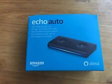 Amazon Echo Auto Complete with all original parts and instructions