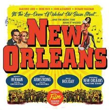 NEW ORLEANS - OST/WOODY HERMAN/LOUIS ARMSTRONG/BILLIE HOLIDAY/+   CD NEUF