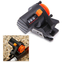 1pc 0-999M Portable Fishing Finder Line Length Depth Gauge Counter Tackle Tool