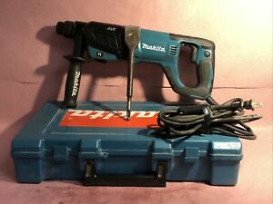 Makita HR2641 Sds-Plus AVT Rotary Hammer w/Case