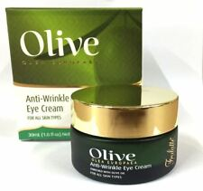 Frulatte Olive Olea Europaea Olive Oil Anti-Wrinkle Eye Cream For All Skin 30ml