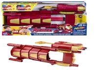 Marvel Iron Man Slide Blast Armor Ages 6+ Toy Blaster Gun Play Fight Ironman Fun