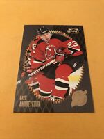 Dave Andreychuk 96-97 Summit Artists Proof Card New Jersey Devils