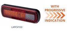 LED rear combination truck/trailer light / lamp w/ progressive indicators 12/24V