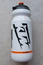 KTM BICICLETTA Bottiglia Borraccia Kids 300 ML bianco incl supporto BOTTIGLIE 9-24