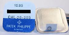 Patek Philippe part parts 28 255 1535 NEW. GENUINE. RARE