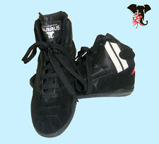 Scarpe Versatili IN CANVAS per WRESTLING Lotta MMA Kick Boxing Combat Shoes Boxe