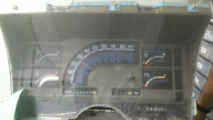 Speedometer Analog Cluster Fits 89 ASTRO 120758