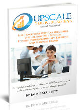 Upscale Your Virtual Assistant Business Paperback Book (2014) English